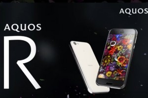 Смартфон Sharp Aquos R